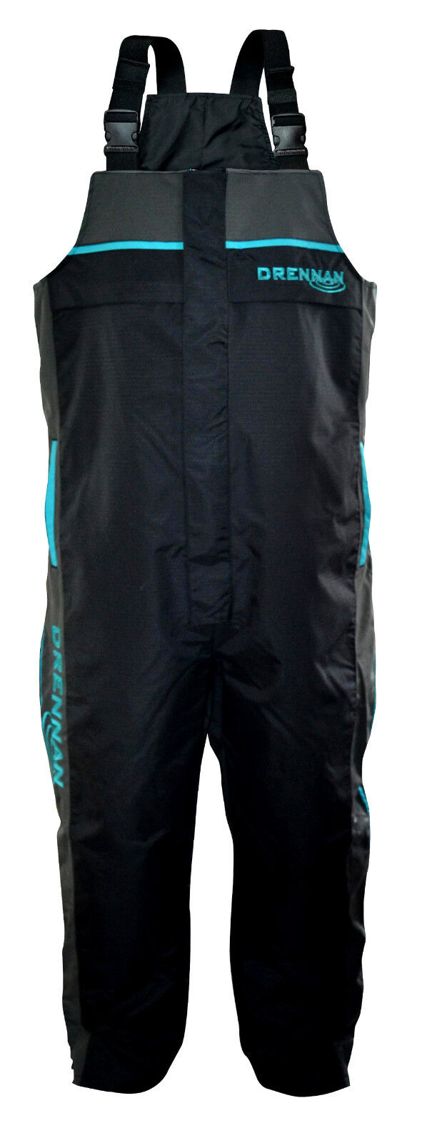 Drennan Bib & Brace impermeabile traspirante abbina pesca autopa Salopette LXXXL