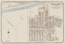 1913, CHARLES E. GOAD, MONTREAL, CANADA, PARISH OF LACHINE, COPY PLAT ATLAS MAP
