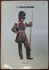GRANATIERI DI SARDEGNA guerrini 1659-1900 cataldi 1900-1986 ROMA 1991