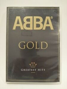 ABBA-Gold-Greatest-Hits-Dvd-Booklet-VGC-All-Region-039-s