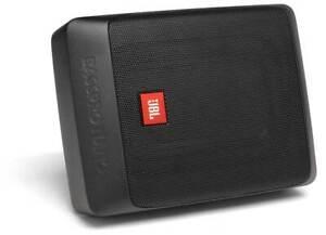 JBL Bass Pro Nano Aktiv kompakt Untersitz Auto Subwoofer 200 Watt
