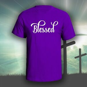 BLESSED-1-graphic-tee-shirt-Christian-Bible-God