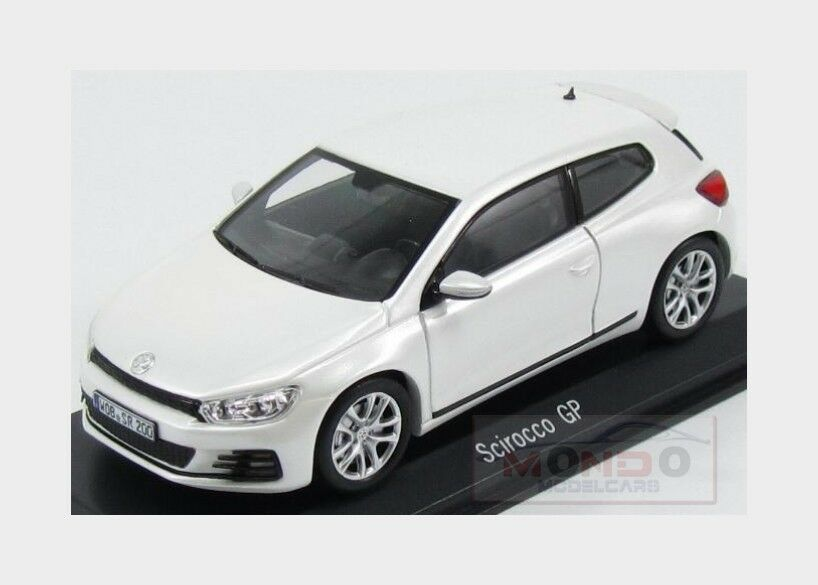 Volkswagen Scirocco Gp Gp Gp 2014 blanco Spark 1 43 SDC007 3e4921