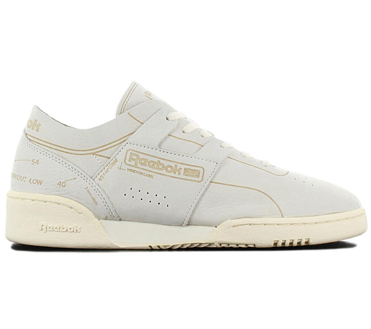 Reebok treadmill Low Clean HMG scarpe da ginnastica Premium Scarpe Scarpe Scarpe Pelle bd1966 Nuovo Scarpe Da Ginnastica 453f17