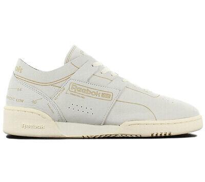 Reebok Classics Workout Herren Sneaker Schuhe Skaterschuhe Turnschuhe Sportschuh