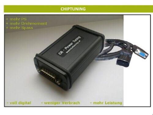 quattro Chiptuning-Box Audi A6 Limousine+Avant 2.0 TDI 177PS Chip Performance