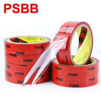 Psbb 3m Transparent Strong Waterproof High Temperature
