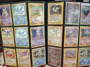 Official-Pokemon-Lot-Deck-Mixed-50-Card-TCG-Binder-Collection-Holo-GX-Wizards