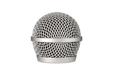 1pc Ball Head Mesh Mic Grille Fits for Shure Pg48/pg58 Microphone