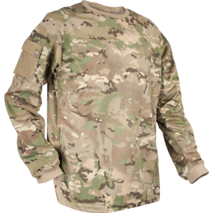 NEW Valken Kilo Combat Shirt for Airsoft or Paintball -V-CAM