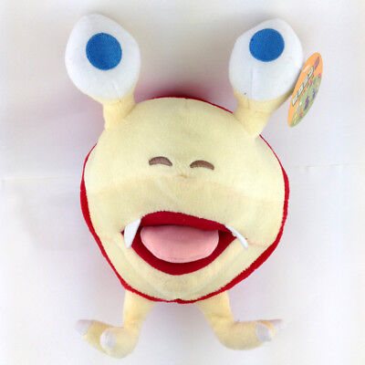 Pikmin Red Bulborb Chappy Grub Dog Enemies Plush Stuffed Animal