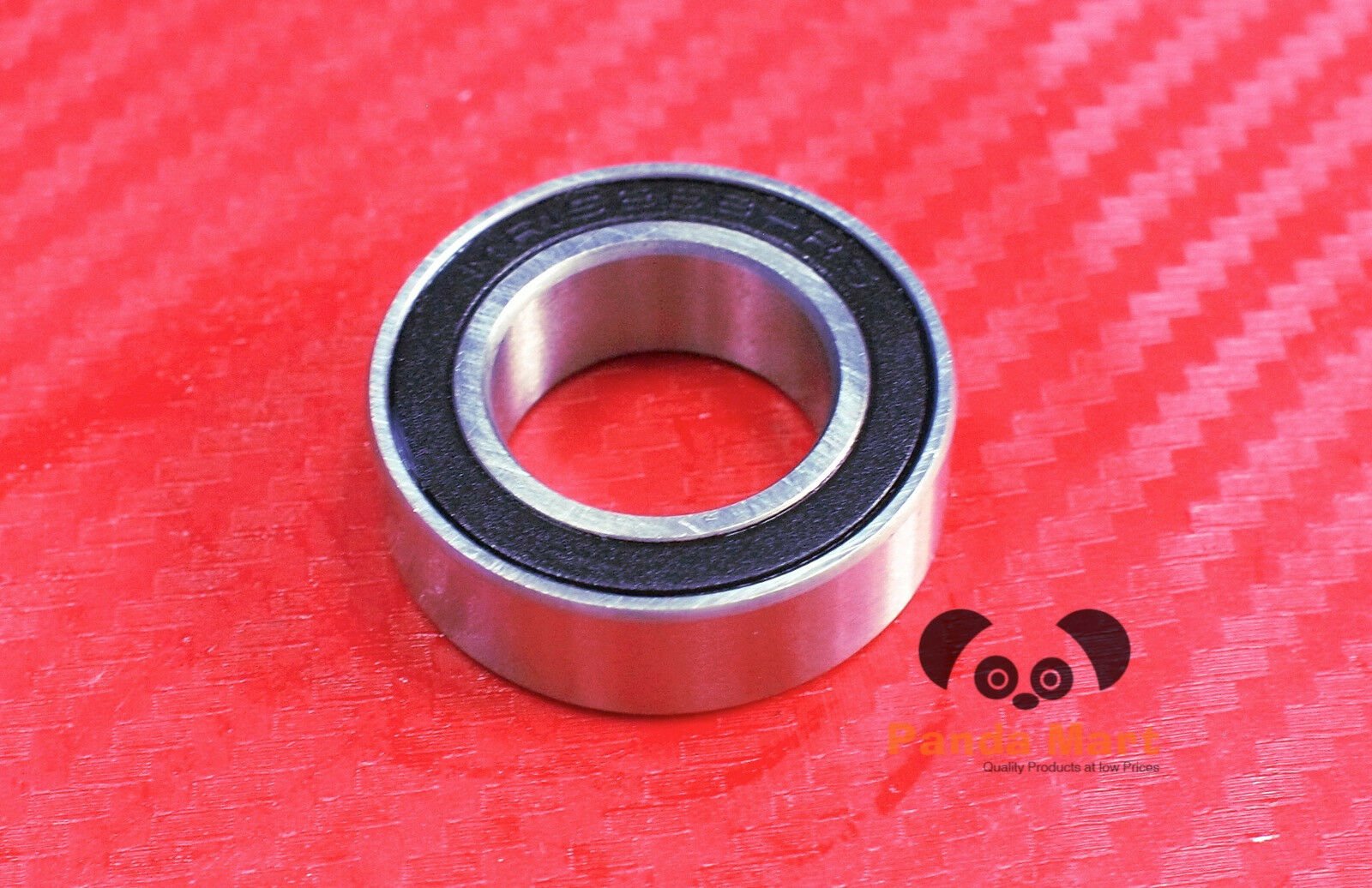 25pc 15267-2RS (15x26x7 mm) Rubber Sealed Ball Bearing Bearings 15267RS 15 26 7
