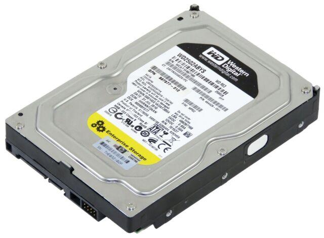 "Disco duro HP gb 0250 eafyk 250gb SATA 3g 7.2k 3.5"""