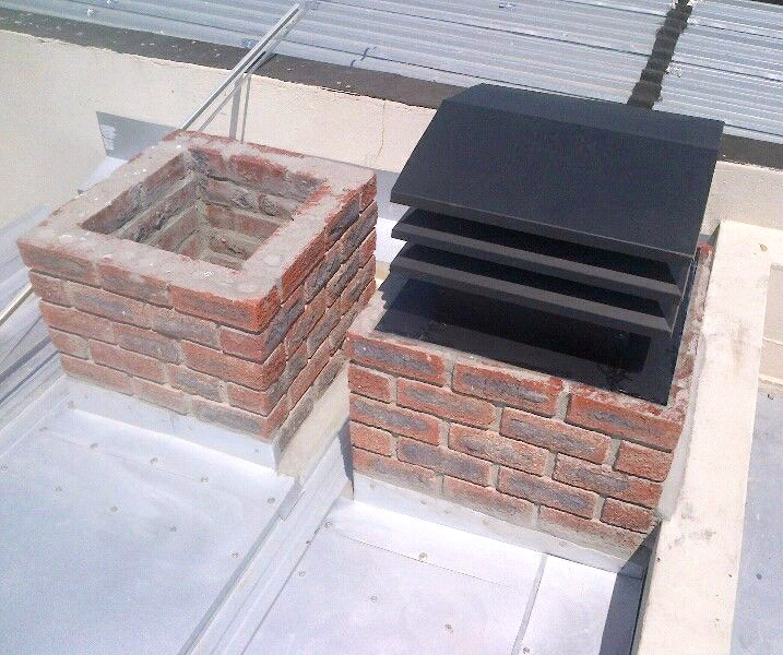 Turbo vents for chimneys