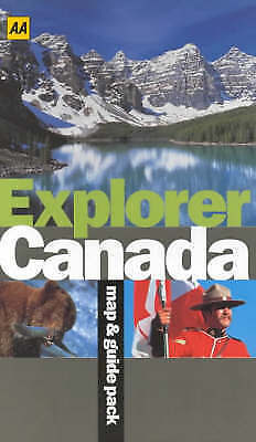 Good, Canada (AA Explorer), Jepson, Tim, Book
