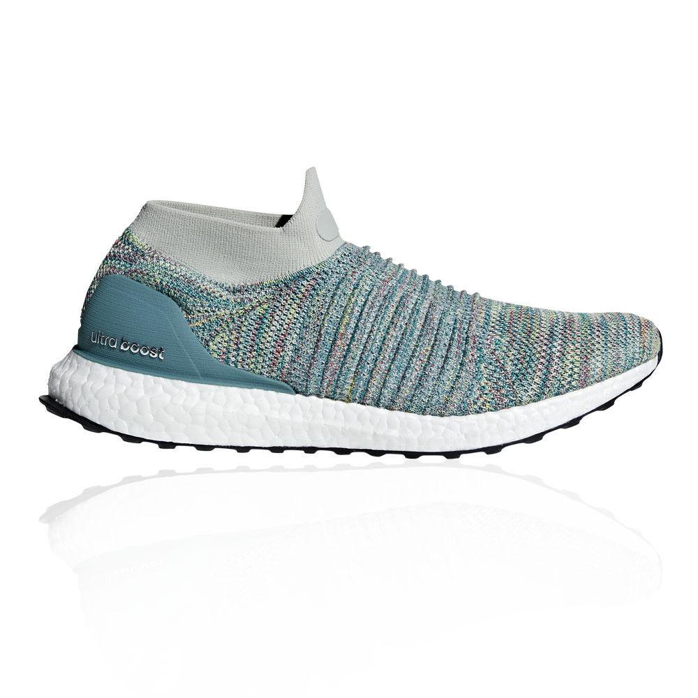 Adidas mens ultraboost laceless laufschuhe ausbilder turnschuhe blau - sport