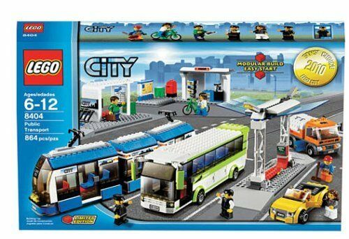 LEGO Public Transport Station 8404 - retired
