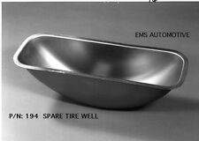 Ford Car Spare Tire Well 1952-1954  #194 EMS