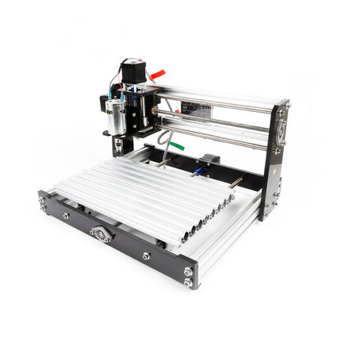 USB CNC3018 PRO DIY CNC Router Kit 2-in-1 L aser Engraving Machine 3Axis GRBL