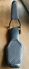 SULLY'S  CUSTOMS  SPORTSTER SEAT WITH SISSY BAR AND MATCHING PAD 1994-2003
