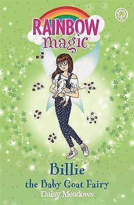Billie the Baby Goat Fairy: The Baby Farm Animal Fairies Book 4 (Rainbow Magic)