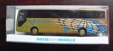 Rietze HO 1/87 MAN Lion Star Voyages Vandivinit Advertising Bus NIP