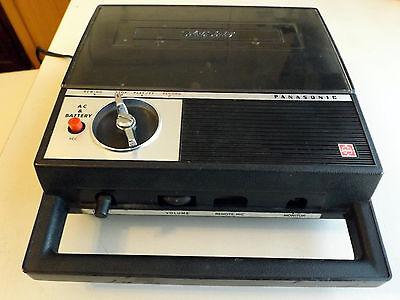 PANASONIC RQ-103S REEL TO REEL TAPE RECORDER, 1960s