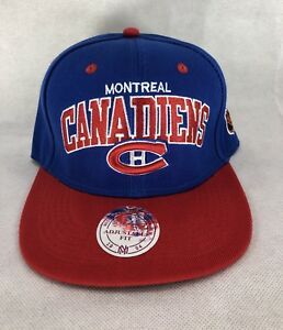 8195e3a1cbcb7 Image is loading Montreal-Canadiens-Mitchell-amp-Ness-Vintage-Solid-Wool-
