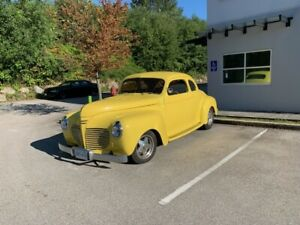 1941 Plymouth 5 window coupe