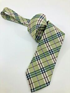 Burberry-Tie-Silk-Patterned