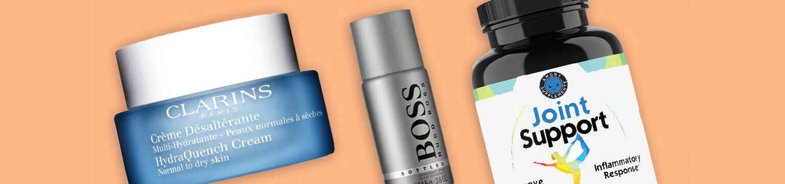 20% Off Health and Beauty