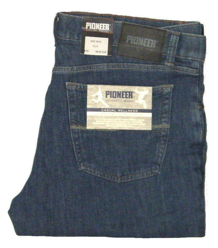 Pioneer Stretch Jogging Jeans Ron W 42 L 32 Darkstone 1144 9816.04 1st Choice