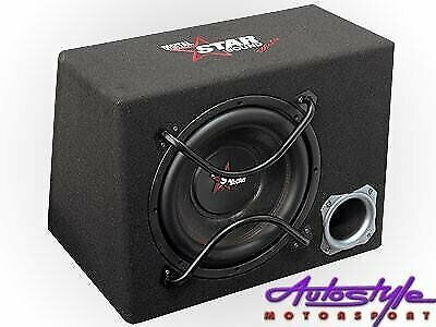 Starsound 1500w subwoofer with enclosure combo - wide range of car audio available