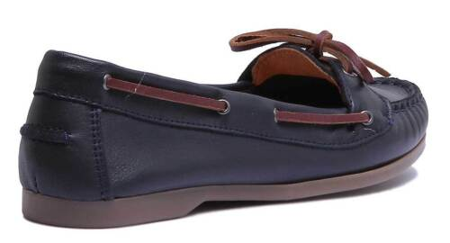 Boat 8 Navy Tabatha Matt Uk Justin Shoes Reece Size Leather Women 3 PXYFq