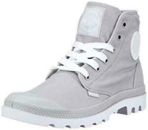 NEW-in-BOX-by-PALLADIUM-Unisex-Blanc-HI-VAPOR-WHITE-Lace-up-Boots