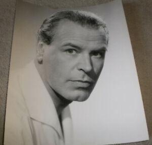 Kino-Aushangfoto-Portrait-ABSCHIED-VON-DEN-WOLKEN-O-W-FISCHER