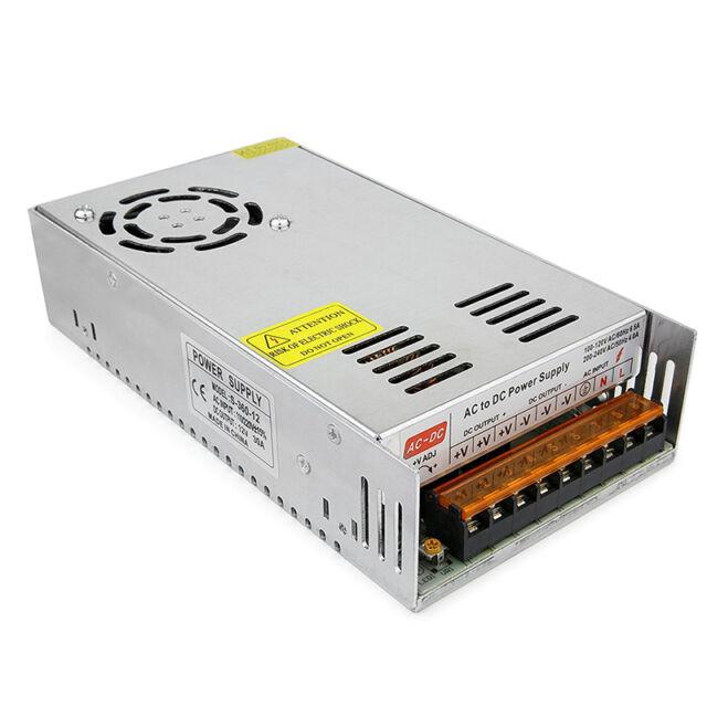 12V 30A 360W power supply PSU for 3D Printer CNC Arduino Reprap etc.Kit.