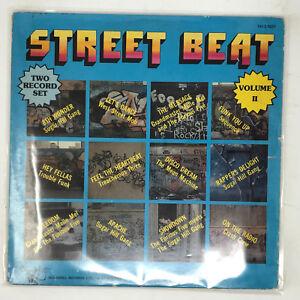 Sugar-Hill-Street-Beat-Vol-II-LP-Vinyl-Record-Rare-Old-School-Hip-Hop-Albums
