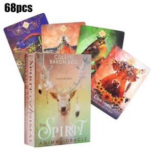 The-Spirit-Animal-Oracle-A-68-Card-Deck-Tarot-Cards-Secrets-Forgotten-Language