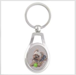 Yorkie-Yorkshire-Terrier-Keychain