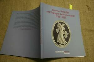 Sammlerbuch-Ilmenauer-Porzellan-Thueringer-Porzellan-1786-1838-Geschirr-Figur