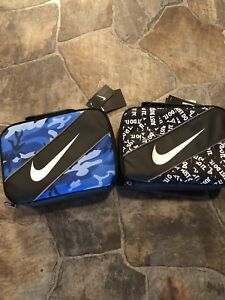 sports shoes 0d379 cd21b Image is loading New-Nike-Insulated-Lunch-Tote-Choose-Color-9A2663