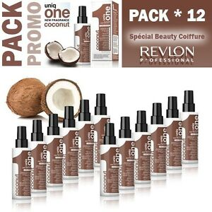 12-pezzi-Revlon-Uniq-One-Hair-treatment-coconut-150-ML