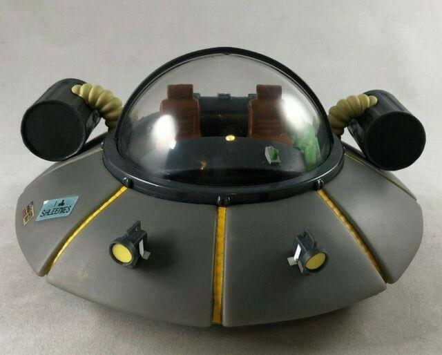 Rick and Morty TV Series Ricks Spaceship USB Light Toy Version 2 NEW MIB