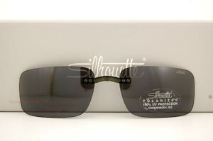 284e30a315d6 Image is loading New-Silhouette-Eyeglasses-Clip-on-5076-00-Pattern-