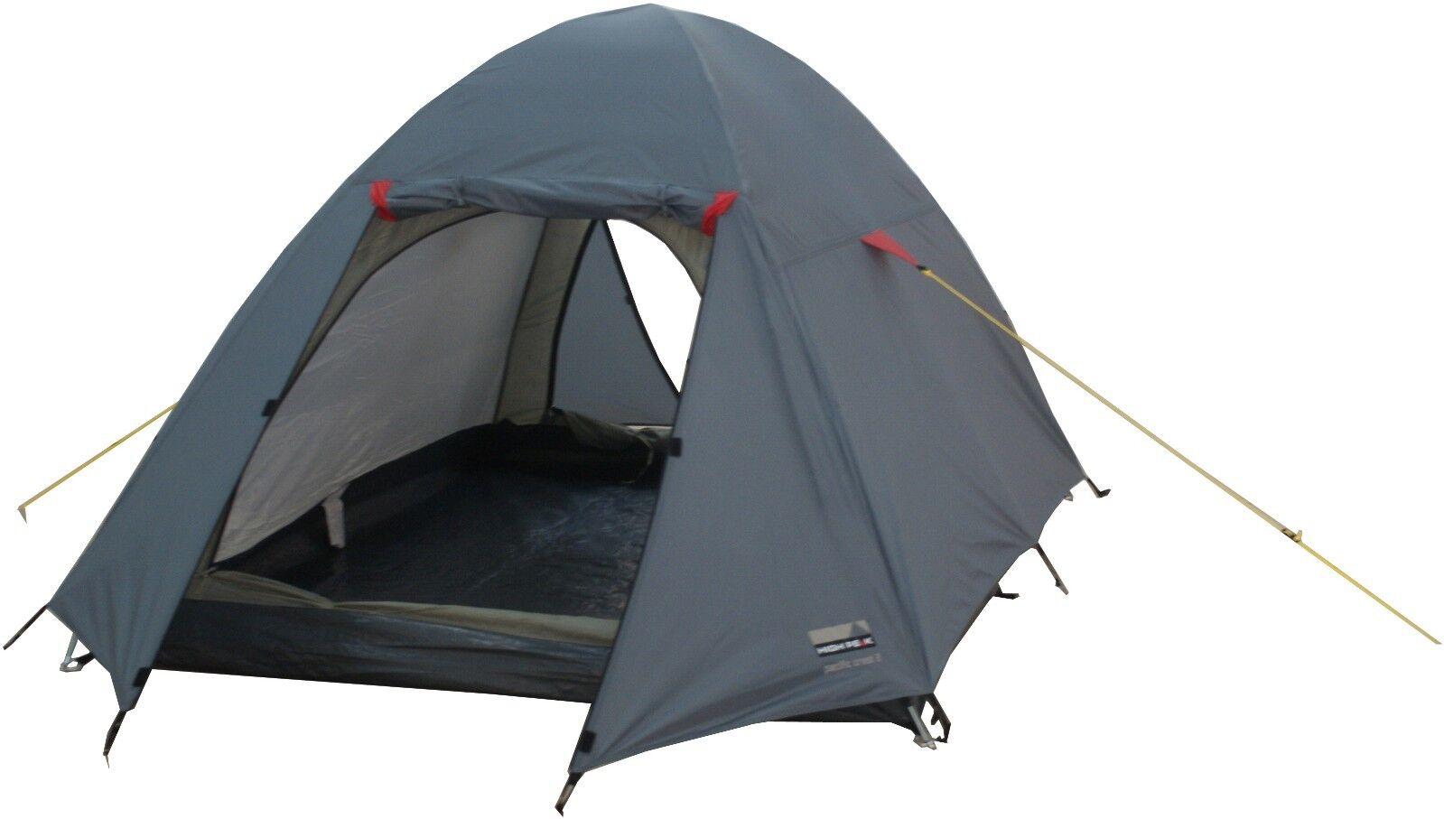 High Peak Pacific Crest 2-Person 3 Season Waterproof Tent