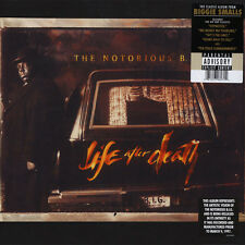 "NOTORIOUS BIG "" LIFE AFTER DEATH "" SEALED EURO LP HEAVY PRESSING"