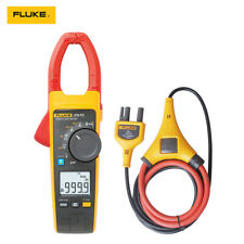 Fluke 376 Fc True Rms Acdc Volt Ohm Amp Clamp Meter Wifi Connection With Iflex