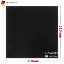 ANYCUBIC Ultrabase 310x310mm Plaque de verre chauffée pour imprimante 3D MK2/MK3