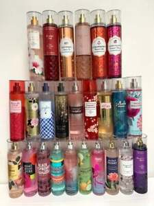Bath & Body Works Fine Fragrance Body Mist Spray 8 fl oz (Pick Your Scent)